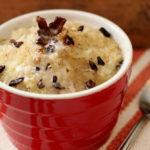 Cacao Coconut Quinoa Porridge